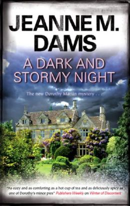 A Dark and Stormy Night (Dorothy Martin Series #10)