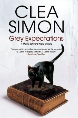 Grey Expectations (Dulcie Schwartz Series #4)