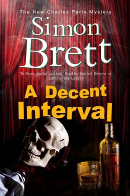 A Decent Interval (Charles Paris Series #18)