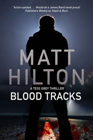 Blood Tracks: A new action adventure series set in Louisiana