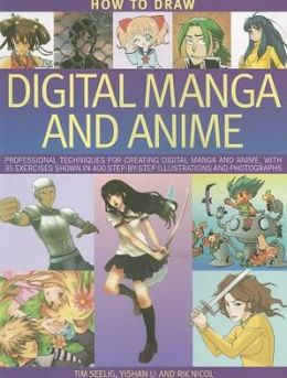 How to Draw Digital Manga and Anime