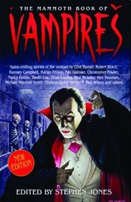 The Mammoth Book of Vampires: New edition