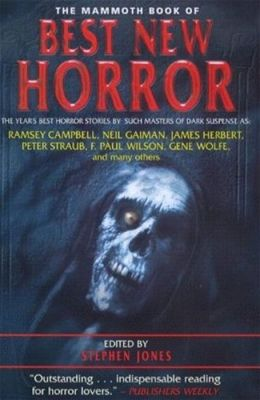 The Mammoth Book of Best New Horror 2000