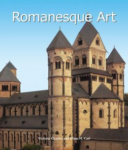 Romanesque Art (PagePerfect NOOK Book)