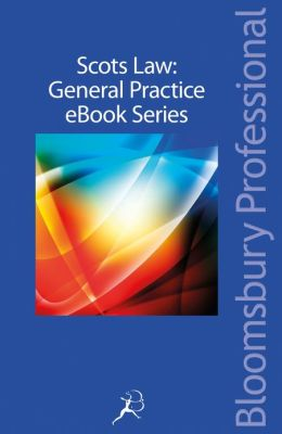 Scots Law: General Practice Series