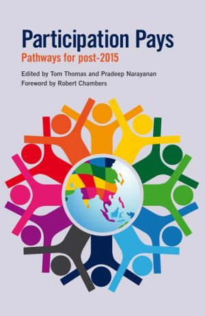 Participation Pays: Pathways for post 2015