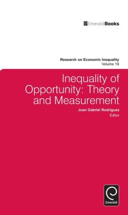 Inequality of Opportunity: Theory and Measurement
