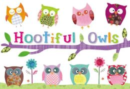 Hootiful Owl Stationary Box