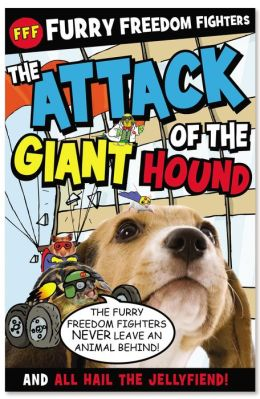 The Attack of the Giant Hound & All Hail the Jellyfiend