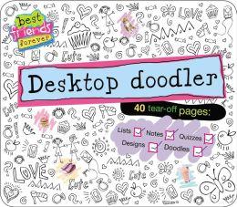 Best Friends Forever Desktop Doodler