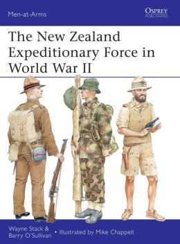 The New Zealand Expeditionary Force in World War II