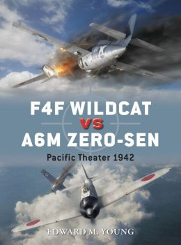 F4F Wildcat vs A6M Zero-sen: Pacific Theater 1942