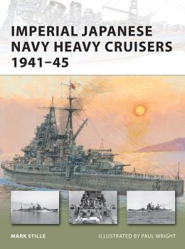 Imperial Japanese Navy Heavy Cruisers 1941-45