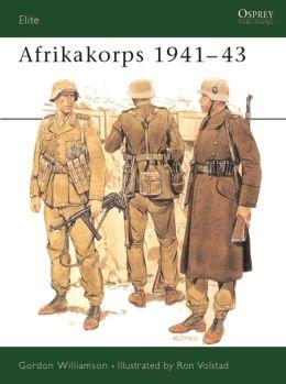 Afrikakorps 1941-43