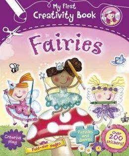 My First Creativity Book: Fairies