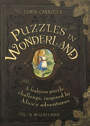 Lewis Carroll's Puzzles in Wonderland