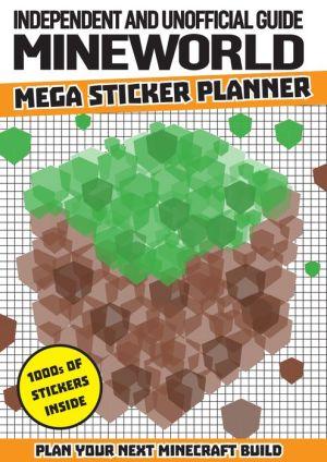 Unofficial Minecraft: Mineworld 1000 Sticker Build Planner