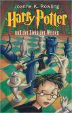 Book Cover Image. Title: Harry Potter und der Stein der Weisen, Author: J. K. Rowling