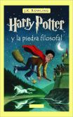 Book Cover Image. Title: Harry Potter y la piedra filosofal, Author: J. K. Rowling