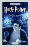Book Cover Image. Title: Harry Potter y la Orden del Fnix, Author: J. K. Rowling