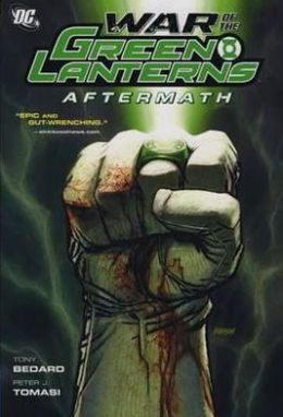War of the Green Lanterns. Aftermath