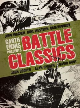 Garth Ennis' - Battle Classics