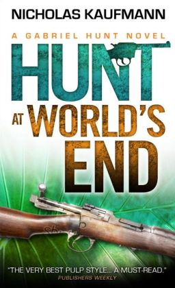 Gabriel Hunt - Hunt at World's End