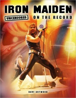Iron Maiden - Uncensored On the Record
