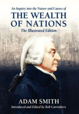 Essay topics for adam smith wealth of nations