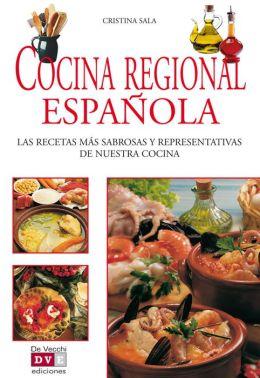 Cocina regional española (PagePerfect NOOK Book)