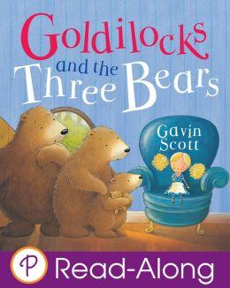 Goldilocks and the Three Bears (Parragon Fairy Tale Classics Read-Along)