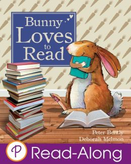 Bunny Loves to Read (Parragon Read-Along)