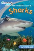 Book Cover Image. Title: Discovery Kids Readers:  Sharks, Author: Parragon Books Ltd
