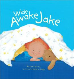 Wide Awake Jake (Parragon Read-Along)
