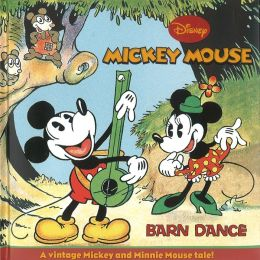 Disney Mickey Mouse Barn Dance