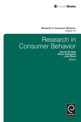 Research in Consumer Behavior