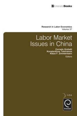 Labor Market Issues in China