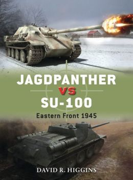 Jagdpanther vs SU-100: Eastern Front 1945
