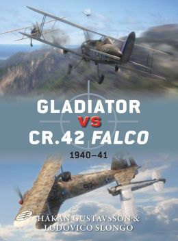 Gladiator vs CR.42 Falco: 1940-41