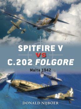 Spitfire V vs C.202 Folgore: Malta 1942