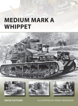 Medium Mark A Whippet