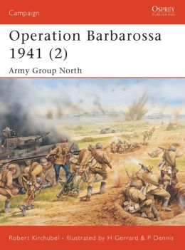 Operation Barbarossa 1941 (2): Army Group North
