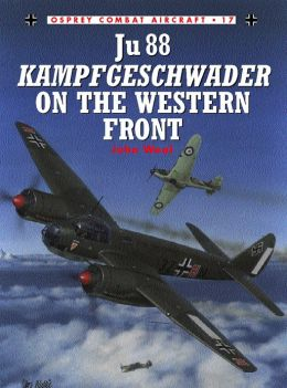 Ju 88 Kampfgeschwader on the Western Front