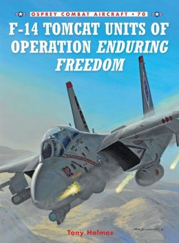 F-14 Tomcat Units of Operation Enduring Freedom