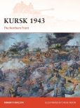 Book Cover Image. Title: Kursk 1943:  The Northern Front, Author: Robert Forczyk