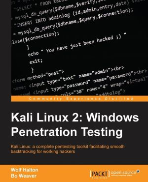 Kali Linux: Windows Penetration Testing