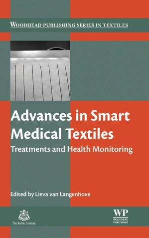 Advances in Smart Medical Textiles: Treatments and Health Monitoring