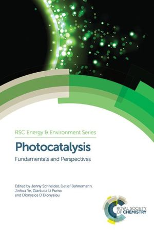 Photocatalysis: Fundamentals and Perspectives