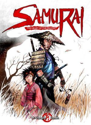 Samurai: Collected Edition volumes 1 - 4