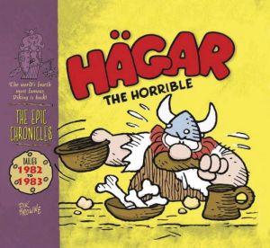 Hagar The Horrible : The Epic Chronicles - Dailies 1982-83